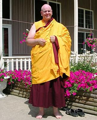 Palyul Retreat -- Ordination Day -- Ashby Becomes Tashi -- WS