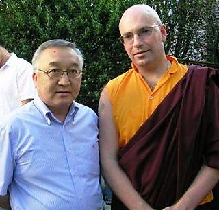 KPC -- Ambassador Bekhbat and Konchog -- WS