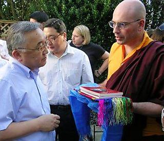 KPC -- Ambassador Bekhbat -- Offering Gifts -- WS