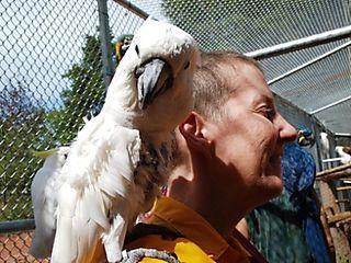Garuda Aviary Opening -- Pema and Dutsi -- WS