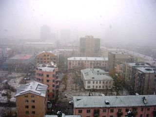 UB Apartment -- October Snow