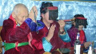 Underkhaan -- 10-08 Trip -- Chod -- Three Yoginis 3 -- WS