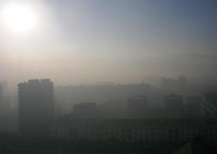 UB -- November Morning Pollution -- WS