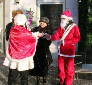 UB -- Santa Interviewers -- WS