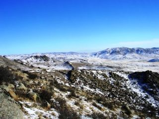 Hustai -- Winter Steppe View 2 -- WS