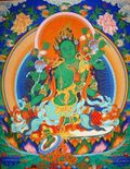 Green Tara -- WS