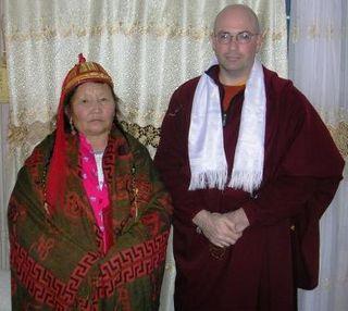 UB -- Tara and Konchog -- WS