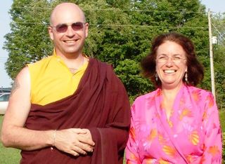 Palyul Retreat -- Konchog and Tana
