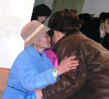 Mongolia -- Tsagaan Sar 2009 -- Pujee Greeting 1 -- WS