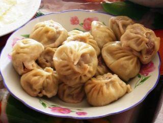 Mongolia -- Tsagaan Sar 2009 -- Buuz -- WS