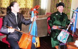 Tsagaan Sar 2009 -- Erka's -- Tserendorj and Son -- WS