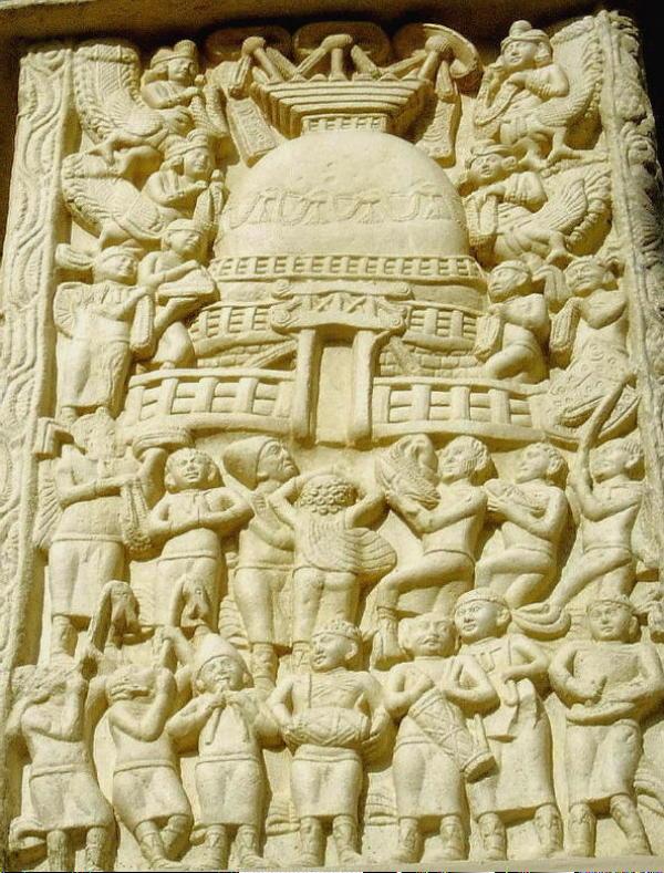 Buddha Sravasti Miracle