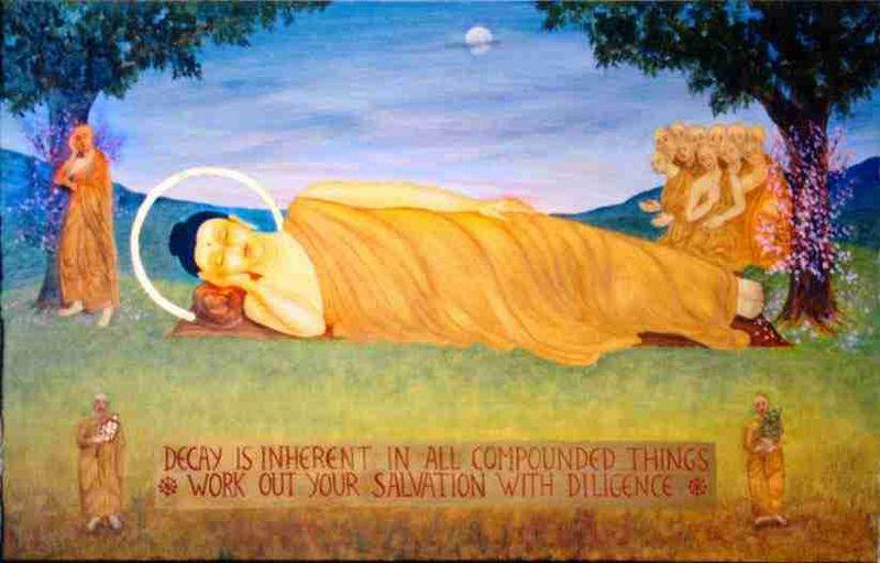 Buddha Parinirvana