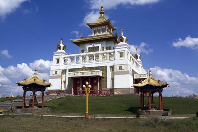 Golden Temple Elista