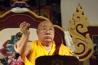 Penor Rinpoche Empowerment