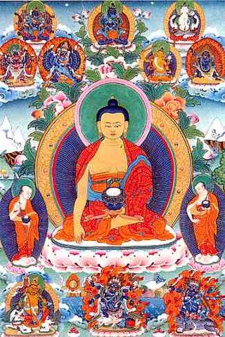 Shakyamunibuddha