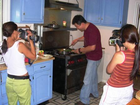America_trip_enkhe_in_kpc_kitchen_1