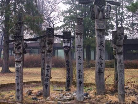 Seoul_folk_museum_wooden_protectors