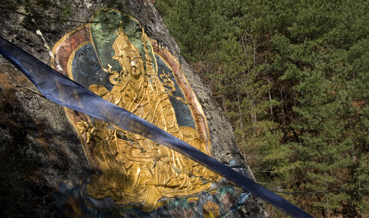 Padmasambhava_relief_bhutan