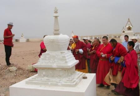 Dornogov_shambhala_stupa_filling_rebekah_1
