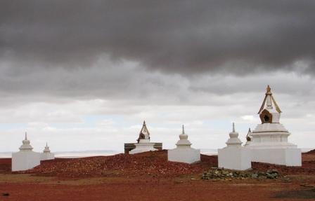 Dornogov_shambhala_stupas_and_storm_clou