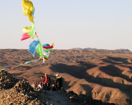 Khan_bayan_zurkh_summit_flags_and_view_w