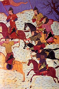 Mongolcavalry